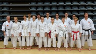 Wachtebeeks karateclub pakt zeven medailles op Vlaams Kampioenschap