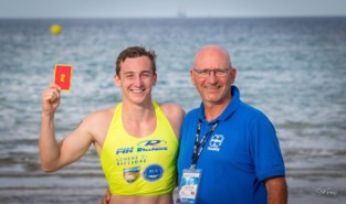 Sammy Feys is Europees vicekampioen lifesaving