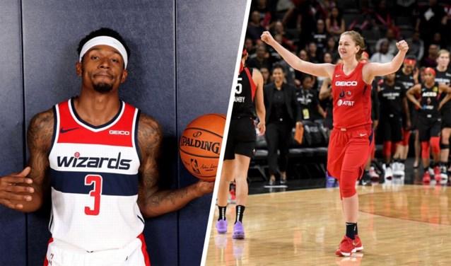 """NBA-ster Bradley Beal looft Emma Meesseman tijdens opmerkelijke oproep voor gelijkheid: """"Zij is de X-factor"""""""