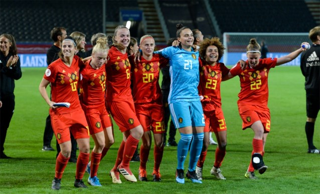 Red Flames winnen ook tweede kwalificatiematch voor EK 2021