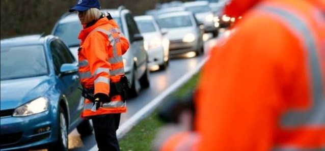 Zeven rijbewijzen ingetrokken bij verkeersontrole