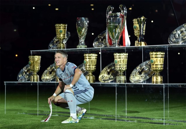 Bastian Schweinsteiger (35) zet punt achter voetbalcarrière