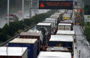 Zware verkeershinder op Antwerpse ring op til door werken tijdens herfstvakantie: vier rijstroken moeten hersteld worden
