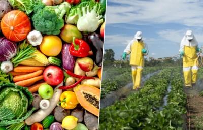 """Bijna alle fruit en groenten bevatten pesticiden: """"Gewerkt met normen voor landbouw, níét voor de volksgezondheid"""""""