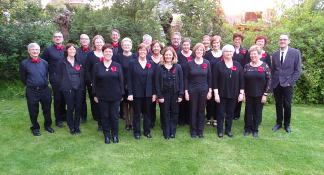 """Koor Gaudi Canticorum nu ook in Bredene : """"Zingen is mindfulness"""""""
