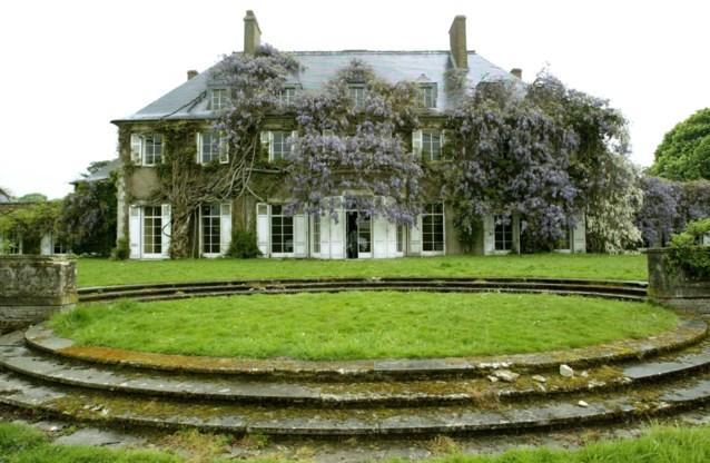 De gouden kooi van Leopold III: kasteel van Argenteuil staat te koop