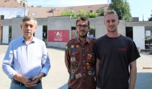Nieuwe vzw geeft jeugdlokalen en feestzaal SKC toekomst