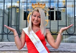 Priska is allesbehalve een typische misskandidate, maar ze zit wel mooi in de finale