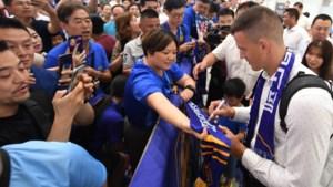 """Ivan Santini verteert in China de breuk met Anderlecht: """"Nooit het gevoel dat ik het niveau onder Kompany niet aankon"""""""