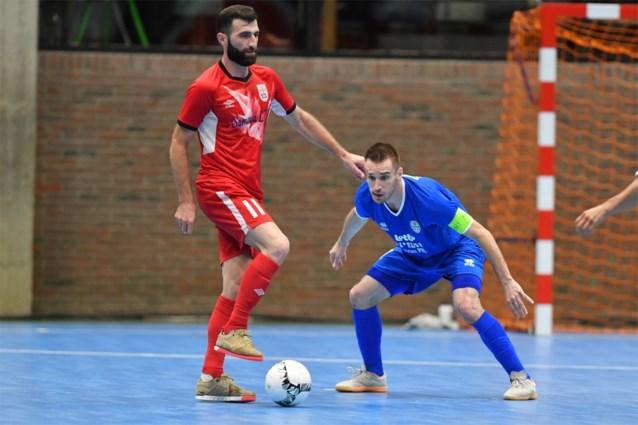 Halle-Gooik opent Champions League-groepsfase met vlotte zege