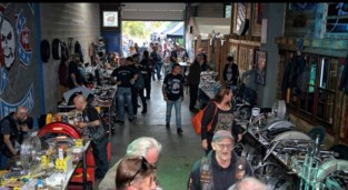 Motorclub Chosen Few MC Belgium organiseert eigen tweedehandsmarkt