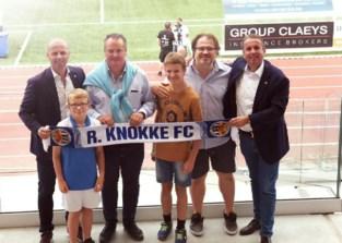FC Knokke gaat vzw Stisa ondersteunen