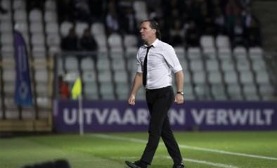 Beerschot ontslaat trainer Stijn Vreven, Hernan Losada neemt over