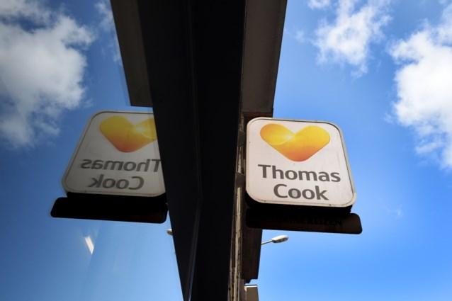 Inboedel van Thomas Cook België gaat onder de hamer