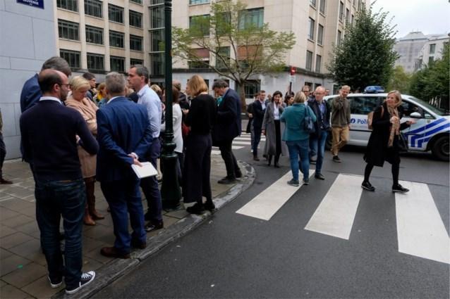 Vermoedelijke dader van bommelding in Vlaams Parlement geïdentificeerd