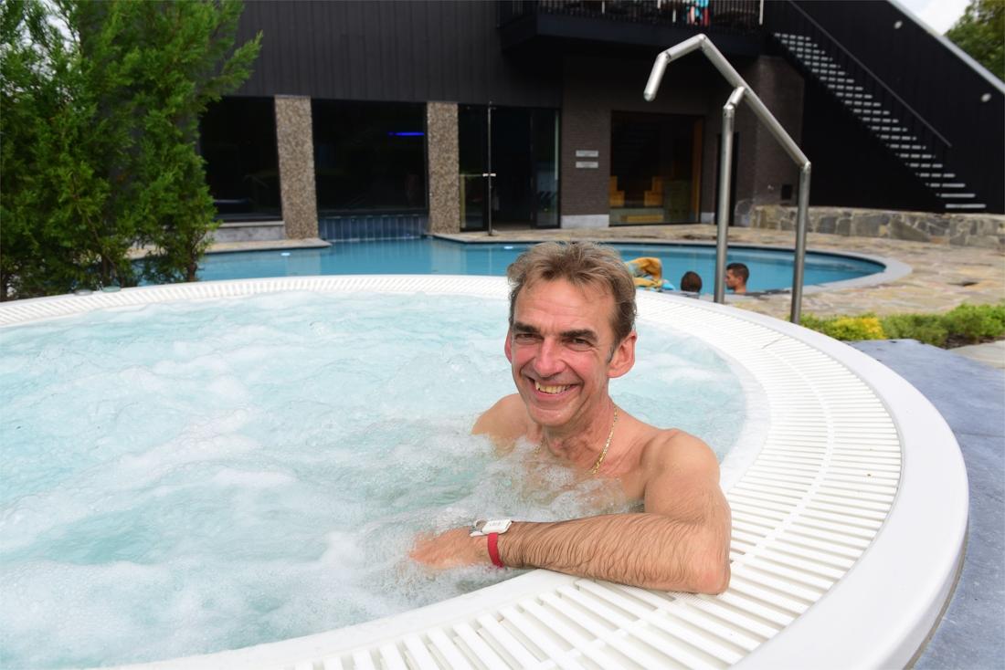 """Sauna Aquarein blaast tien kaarsjes uit: """"Naar de sauna gaan moet een dagje vakantie zijn"""""""