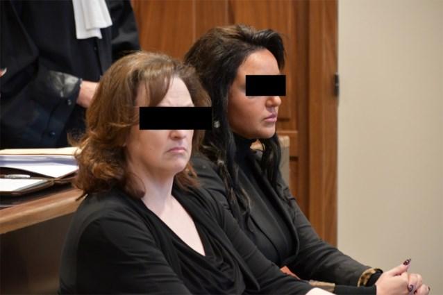 Moeder en dochter lichtten stelselmatig 150 slachtoffers op voor miljoen euro, maar tonen geen enkel berouw