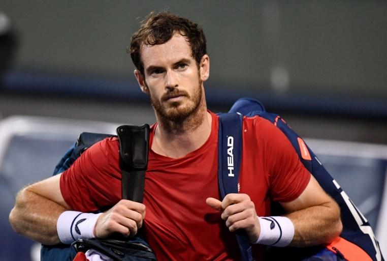 """Andy Murray in de clinch met tegenspeler na illegaal geluid tijdens wedstrijd: """"Hou je bek"""""""