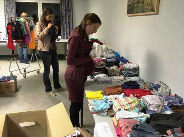 Weggeefwinkeltje 'Saved' van Gezinsbond lokte 110 gezinnen