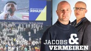 JACOBS & VERMEIREN. Waarom sport niets te zoeken heeft in Qatar