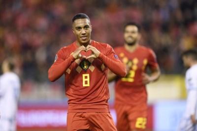 Chef voetbal Ludo Vandewalle ziet hoe de liefde voor de gretige Rode Duivels van de tribunes druipt