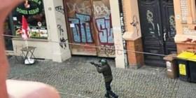 Schutter Duitsland schreef 'manifest' voor aanslag