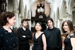 Hildebrandt Consort speelt eigen concerto in basiliek