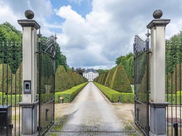 Steenrijk en milieubewust? Dit sprookjeskasteel heeft een prachtige tuin én de laagste EPC-waarde van alle kastelen in ons land