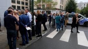 Bommelding Vlaams Parlement was geen bommelding, man belde voor inlichtingen