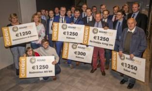 Serviceclub Ronde Tafel 23 deelt 6.550 euro uit