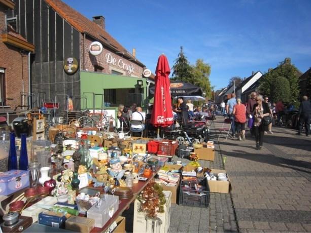 Rommelmarkt van Chiro Viersel verhuist