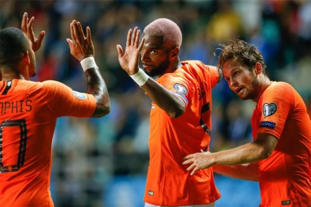 Terwijl onze Rode Duivels op recordjacht gaan, wacht voor Oranje een cruciaal duel