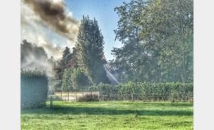 Dodelijke woningbrand in Ichtegem