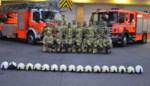 """Brandweerkorps bestaat 150 jaar: """"We waren altijd mee met onze tijd"""""""
