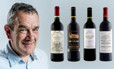 """Alain Bloeykens proeft vier bordeauxwijnen en is overtuigd: """"2017 was echt niet goed"""""""