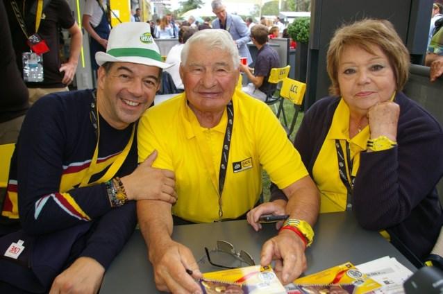 De vrouw van Raymond Poulidor heeft geen goed nieuws over de gezondheidstoestand van de Franse wielerlegende