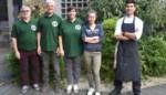 Peter Van de Veire en Roos Van Acker maken met Helden pompoensoep