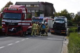Verblind door de zon: truck en bestelwagen botsen op Hoogveld