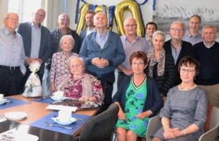 Margriet viert honderdste verjaardag
