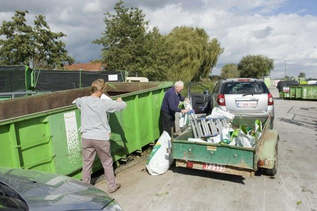 Gerecht onderzoekt of medewerkers containerpark spullen doorverkochten, ondertussen zijn ze op non-actief gezet