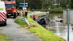 Auto gedumpt in Dender