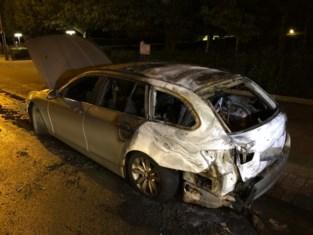 Auto uitgebrand, politie gaat uit van kwaad opzet