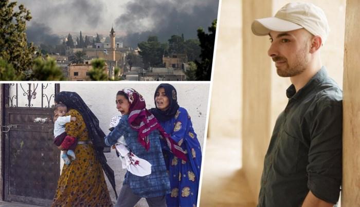 """Vlaming woont in Koerdisch gebied: """"Zij hebben ISIS gestopt, nu gooit de wereld hen voor de leeuwen"""""""