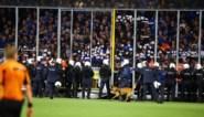 Bondsparket vordert zware straffen tegen STVV en Genk nadat duel werd gestaakt