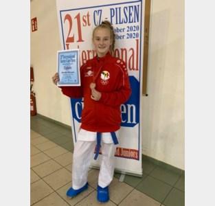 Brons voor jonge Oostendse sporter