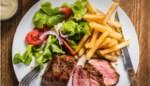 Taverne Ferro in Lovenjoel serveert kogelbiefstuk tijdens Week van de Steak-Friet