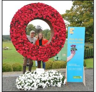 Flanders Garden Festival: nog niet het verhoopte weer, maar toch 3.916 trouwe bezoekers