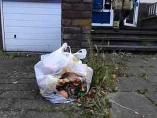 Brandalarm in appartement in Sledderlo door smeulende vuilniszak