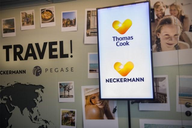 """Spaanse overnemer sluit vooral in Vlaanderen filialen van Thomas Cook: """"Maar er zijn nog overnames mogelijk"""""""