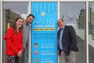 STRIJKCAFÉ, BREIAVONDEN EN GEVELTUINTJES: burgers lanceren 100 ideeën voor betere stad